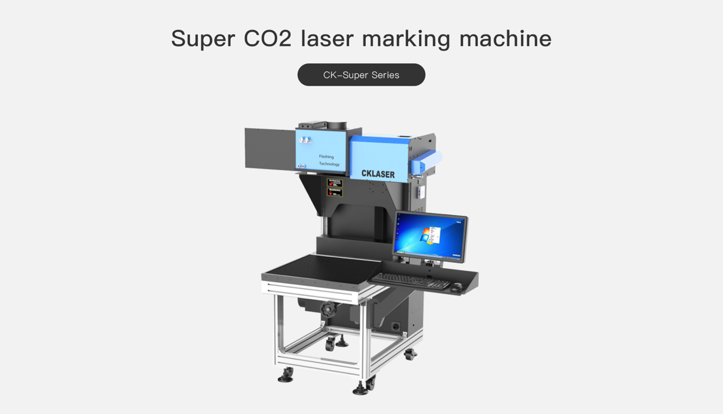 Practical innovations in CO2 laser marking